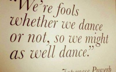 Why dancing is the best medicine for the mind, body, and soul
