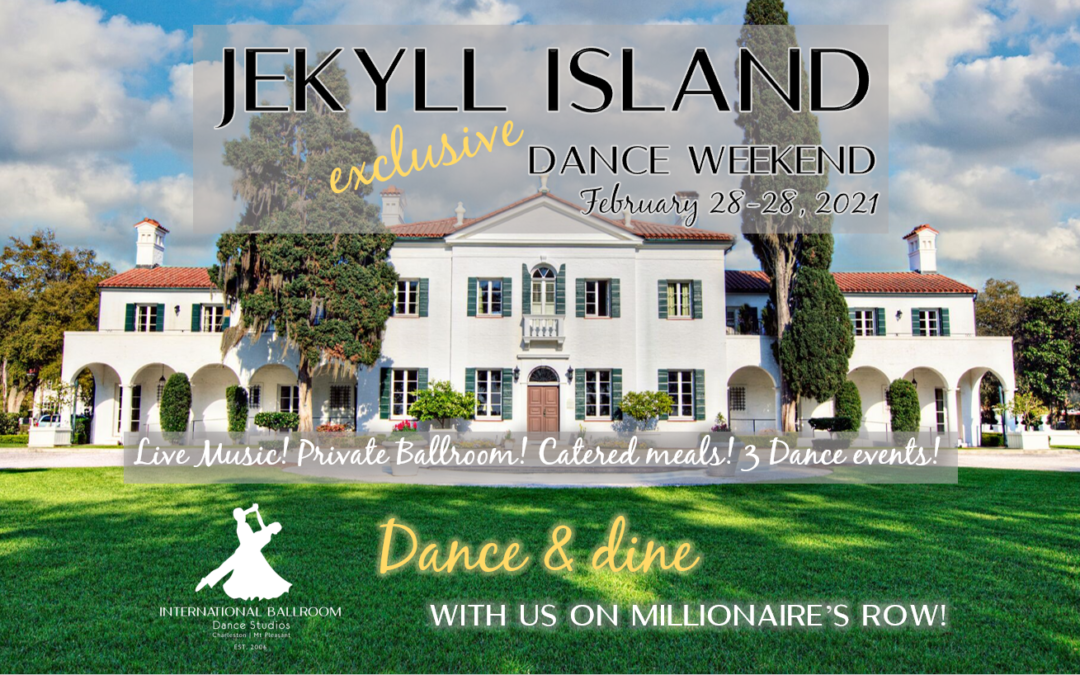 Escape with us: to Millionaires Row at Jekyll Island