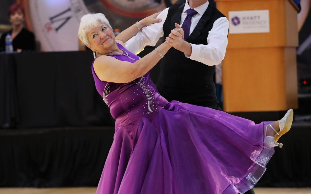 Dance Family Spotlight: Joy Brokes