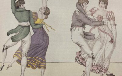 The Evolution of Social Dancing: Part 1